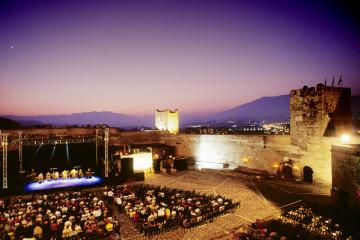 festival en el castillo
