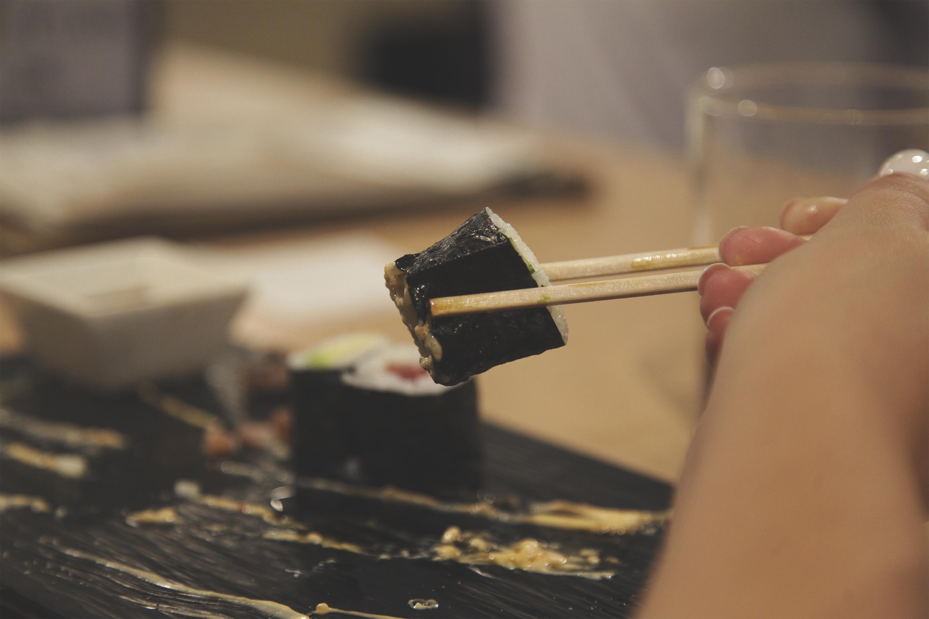 preparamos sushi casero