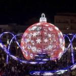 bola de navidad fuengirola