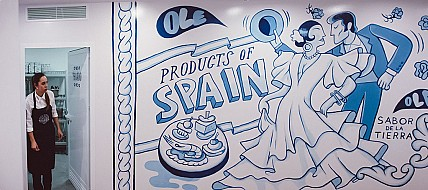 Products of Spain