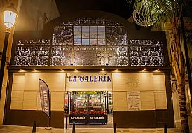 Entrada Mercado La Galería